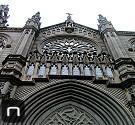 Iglesia de San Juan Baustia, schwarze Kirche von Arucas