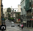 Strassen in Las Palmas