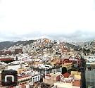 Ausblick von der Kathedrale Santa Ana