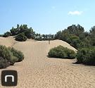 Dünenlandschaft von Playa del Inglés