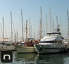 Jachthafen von Palma de Mallorca