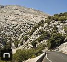 Bergstraße der Serra de Tramuntana