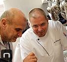 Peter Hirsch und Mario Niedermayer